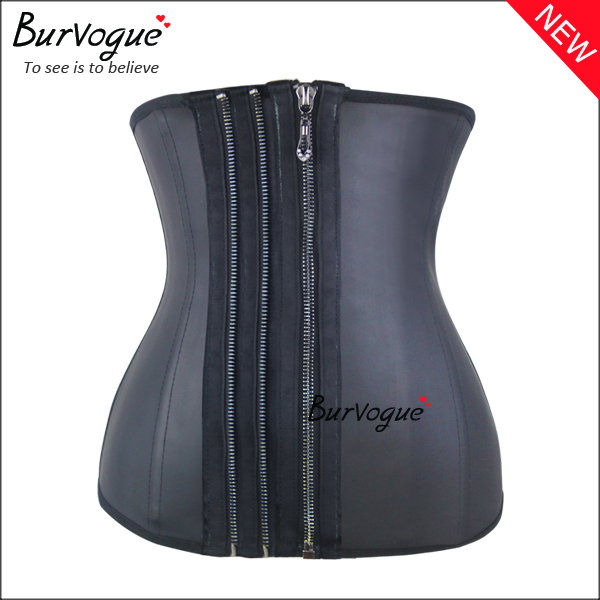 11-steel-boned-waist-training-corsets-with-3-zip-n-clips-21444