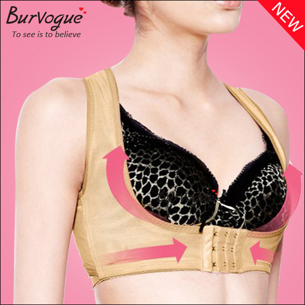 cross back posture brace bra back support posture conrrection