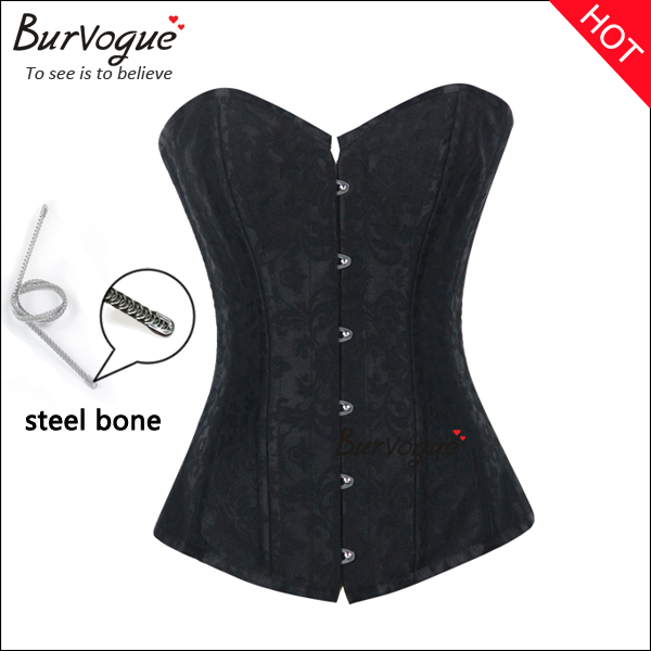 black-steel-boned-corset-tops