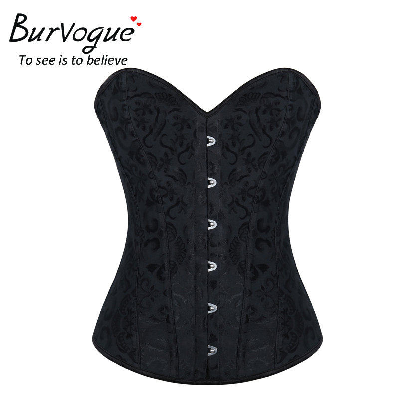 birdal-lace-up-overbust-corset-21494