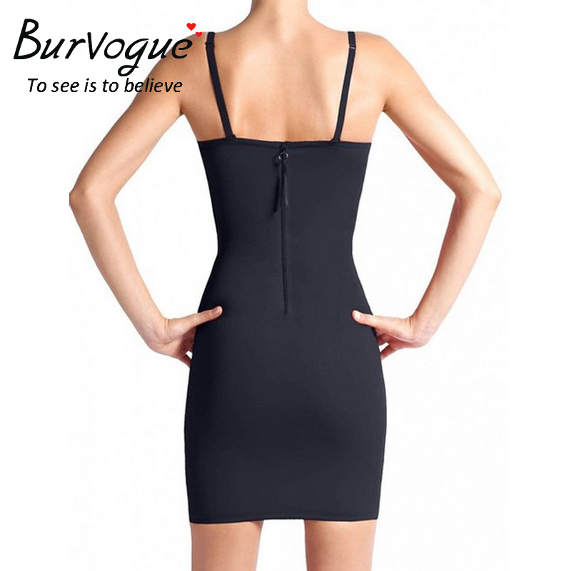black-full-body-shaper-dress-16116
