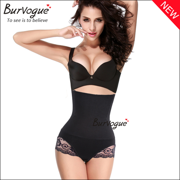black-high-waist-4-steel-boned-butt-lift-shaper-wholesale-16065