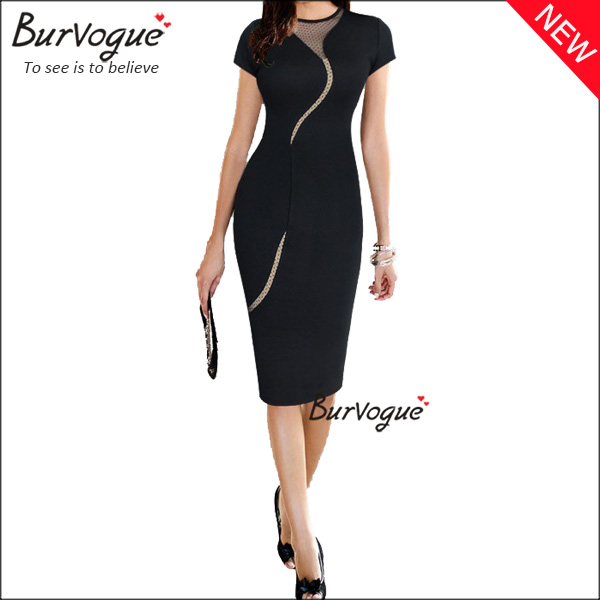 black-ladies-short-sleeveless-party-bodycon-dress-15665