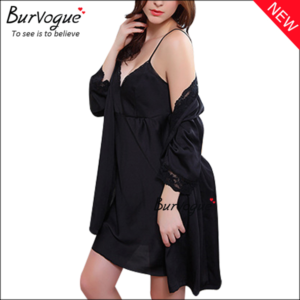 black-silk-women-nightdress-sexy-lingerie-13183