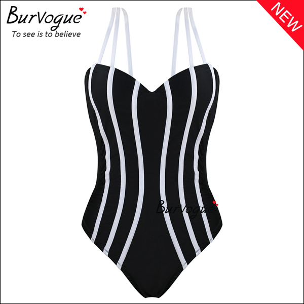 black-stripe-swimwears-one-piece-swimsuits-bathing-suits-70139