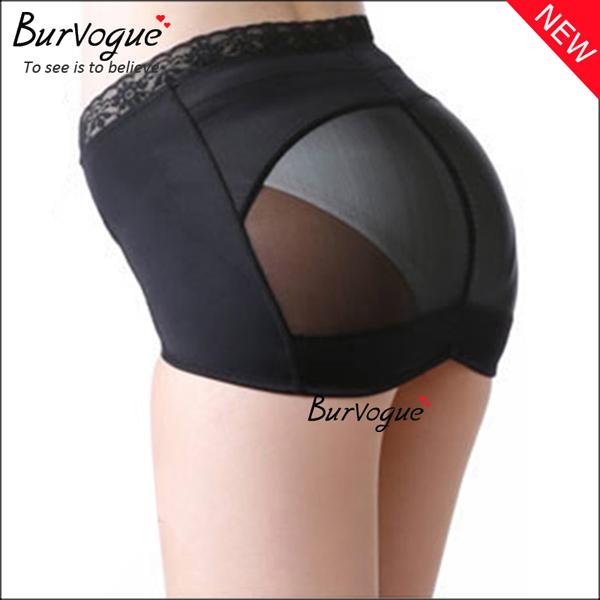 black-women-lace-trim-panties-booty-butt-lift-shaper-enhancer-16073
