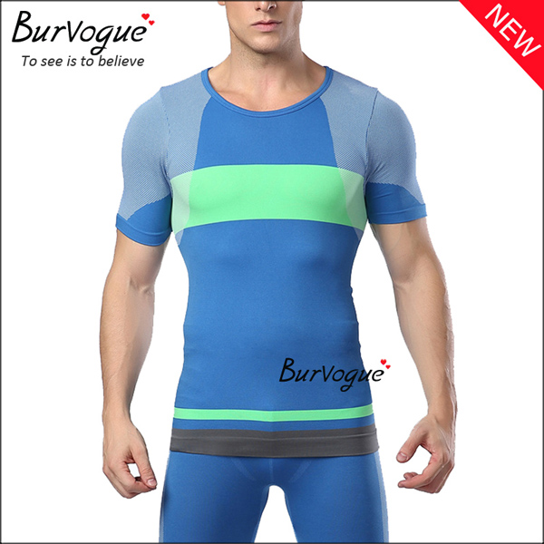 blue-body-shaper-short-sleeve-workout-tops-compression-shirts-80061