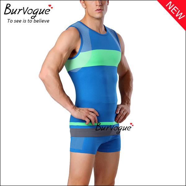 blue-mens-sports-waist-trainer-sleeveless-vest-80059