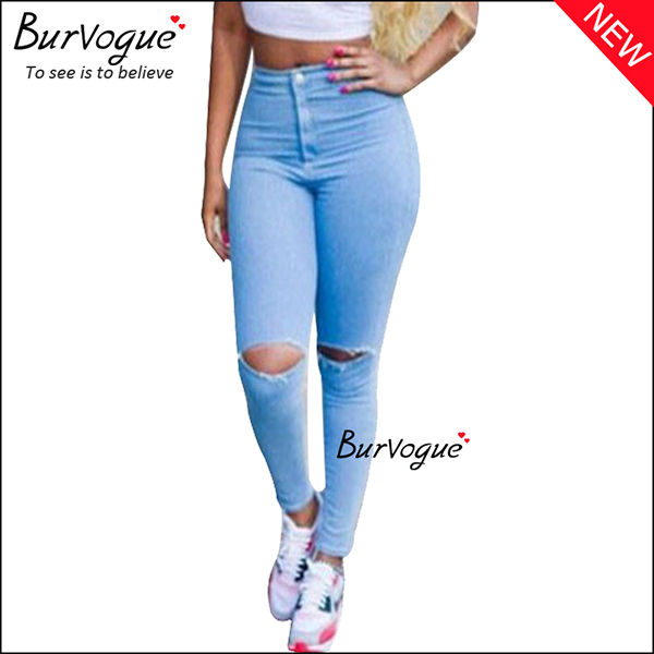 blue-ripped-hole-high-waist-skinny-butt-lifting-jeans-90001