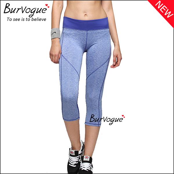 blue-womens-foldover-mid-waist-yoga-pants-80084