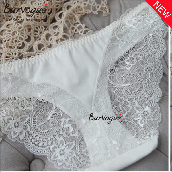 comfortable women lace panties intimate underwear wholesale-32030