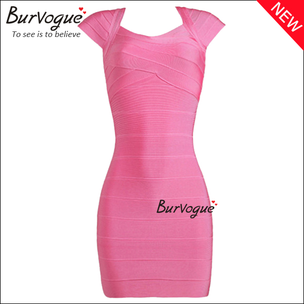 elegant-short-sleeve-bodycon-dress-15630