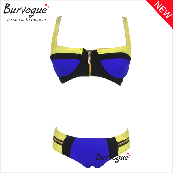 fashion-front-and-both-side-zipper-triangle-bikini-swimwear-70093