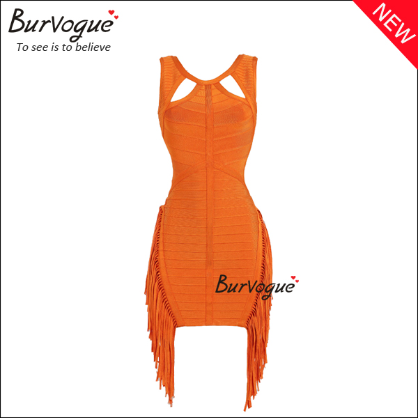 fashion-hollow-out-bodycon-dress-tassels-bandage-dress-15644
