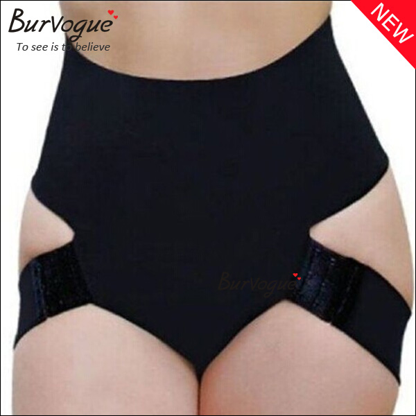 fullness butt lift shaper boyshort panties-16020