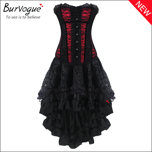 gothic-women-lace-corset-tops-mesh-corset-dress-wholesale-p-20001