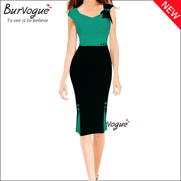 green-bodycon-dress-sleeveless-pencil-party-dress-15666