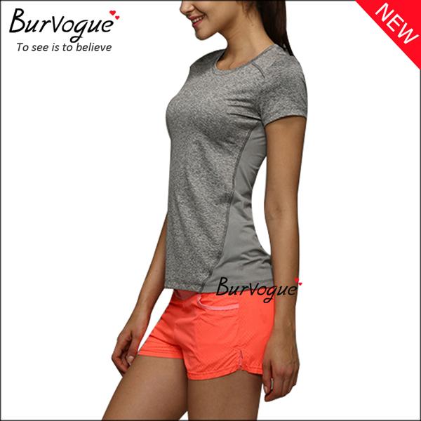 grey-women-short-sleeve-compression-gym-t-shirt-workout-tops-80076