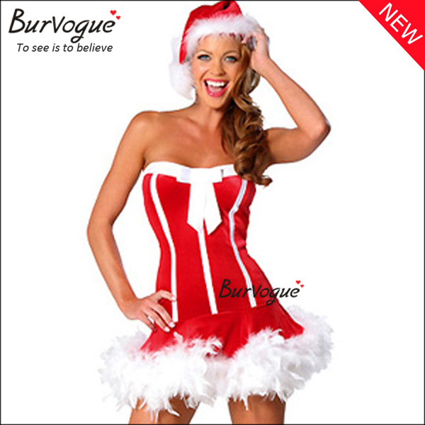 happy-red-girl-christma-costumes-with-lovely-hat-14008