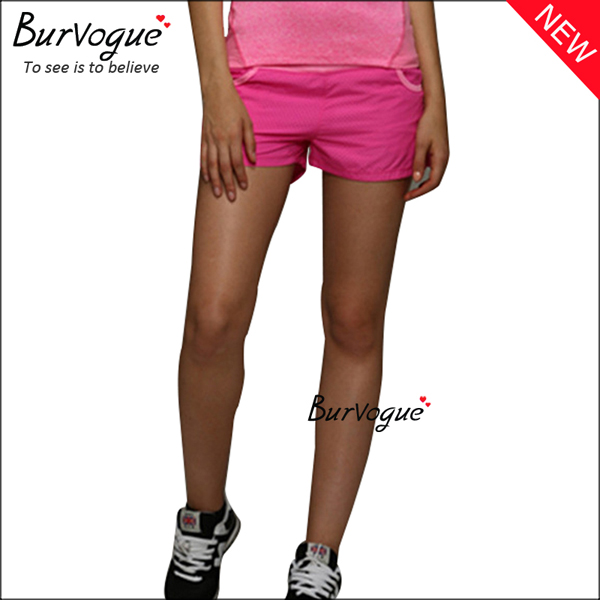 hot-pink-comfortable-sports-leggings-fitness-yoga-shorts-gym-wear-80077