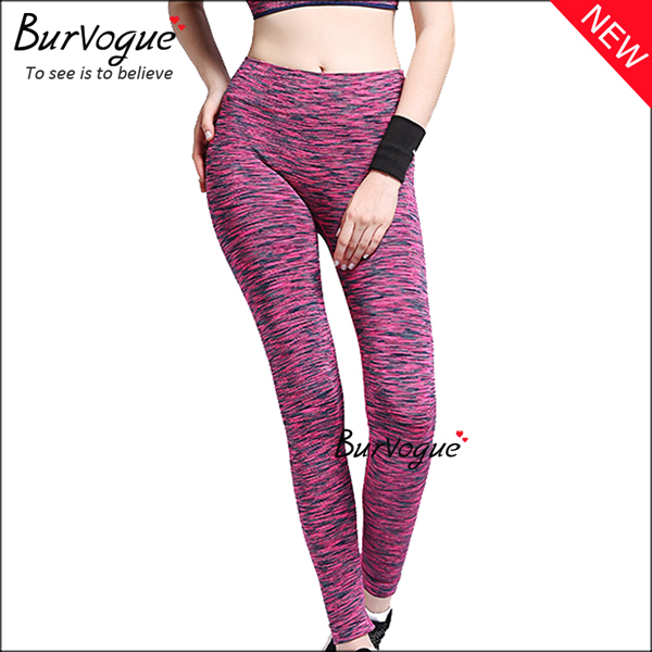 hot-pink-high-waist-workout-yoga-pants-crop-control-sports-leggings-80075