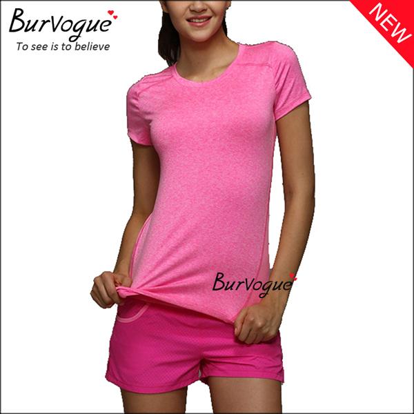 hot-pink-women-short-sleeve-compression-gym-t-shirt-workout-tops-80076