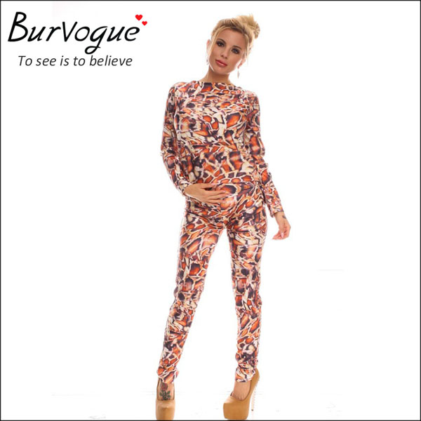 ladies long sleeve jumpsuit Party suit for women wholesale-15569