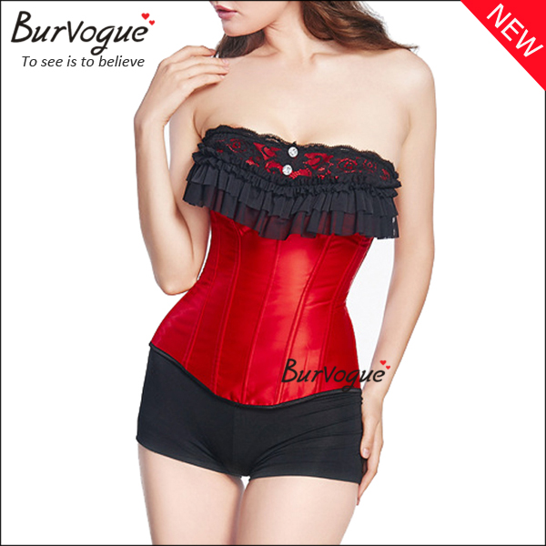 lace-trim-bustier-satin-overbust-corset-tops-21323