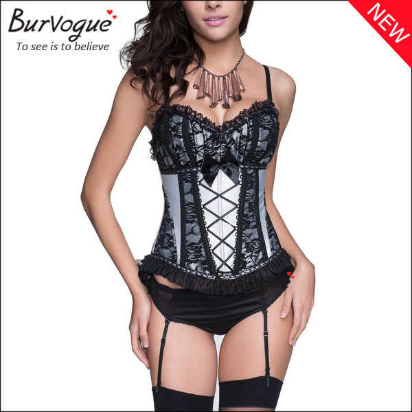lace-trim-bustier-zip-satin-overbust-corset-tops-with-straps-21317