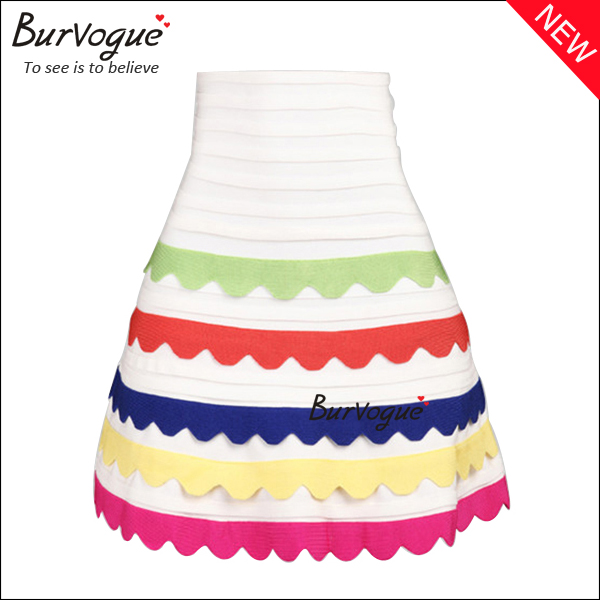 1.Tight pencil skirt with striped design, attract lots of people line of sight. 2.High quality fabric, comfortable and durable. 3.Tight design of this stripe pencil dress show your slender legs. 4.This long casual skirt is made up of pencil skirt and fluted hem, very unique. 5.Online wholesale, buy more, more discount.