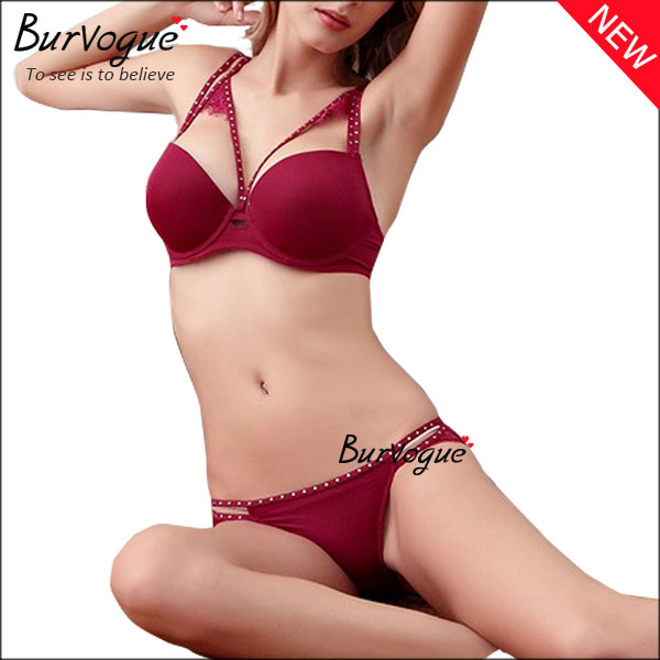 ladies-seamless-underwear-bandage-push-up-bra-sets-wholesale-60079