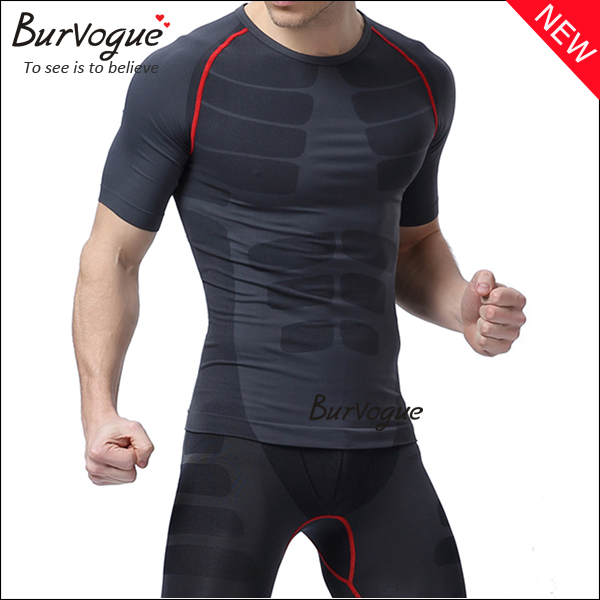 mens-waist-trainer-fitness-t-shirt-compression-undershirts-80015