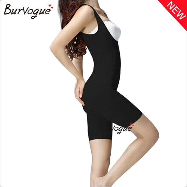 new-black-and-skin-body-shpaer-slimming-bodysuit-with-strap-16041
