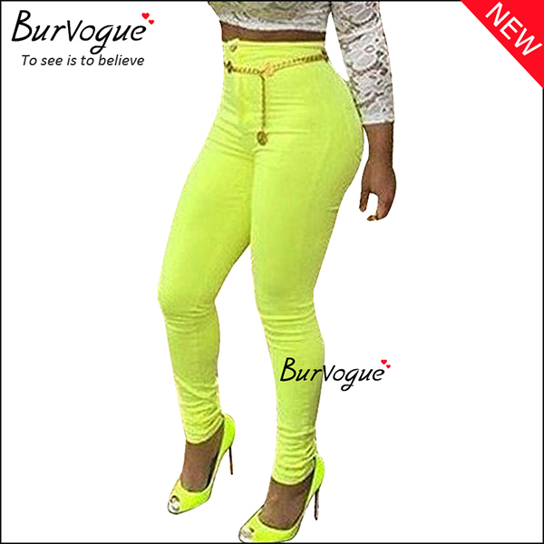 new-high-waist-yellow-sculpt-butt-lifting-skinny-jeans-90004