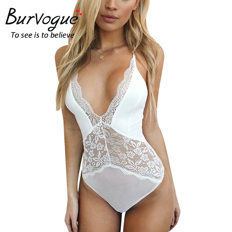 one-piece-v-neck-bodysuits-lace-lingerie-for-women-13646