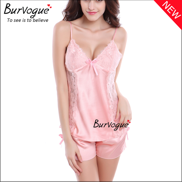 pink-sexy-lingerie-enchanting-silk-2-piece-nightgowns-sets-13176