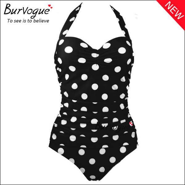 polka-dot-one-piece-swimsuit-full-piece-swimwear-70099