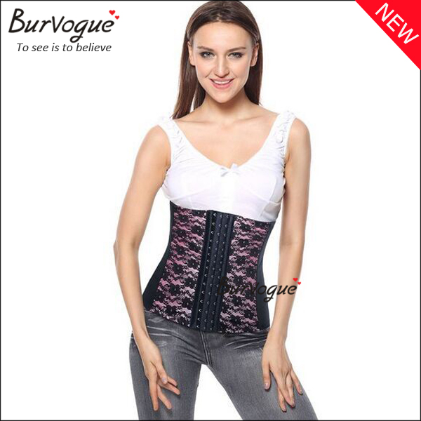 purple-floral-mesh-waist-cincher-steel-boned-waist-training-corsets-23082