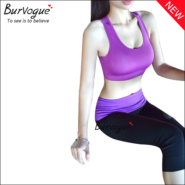 purple-women-seamless-running-crossover-sports-bras-wholesale-80079