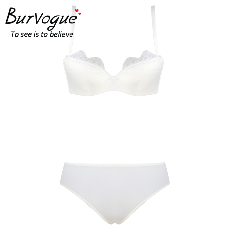 white-push-up-bra-sets-wholesale-60049
