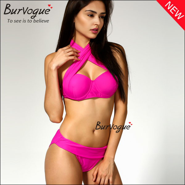 push-up-bikini-with-cross-neck-70076