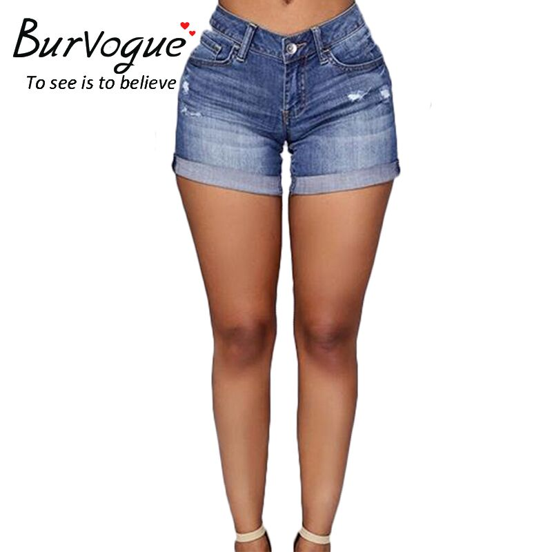 ripped-butt-lifting-denim-shorts-wholesale-90040