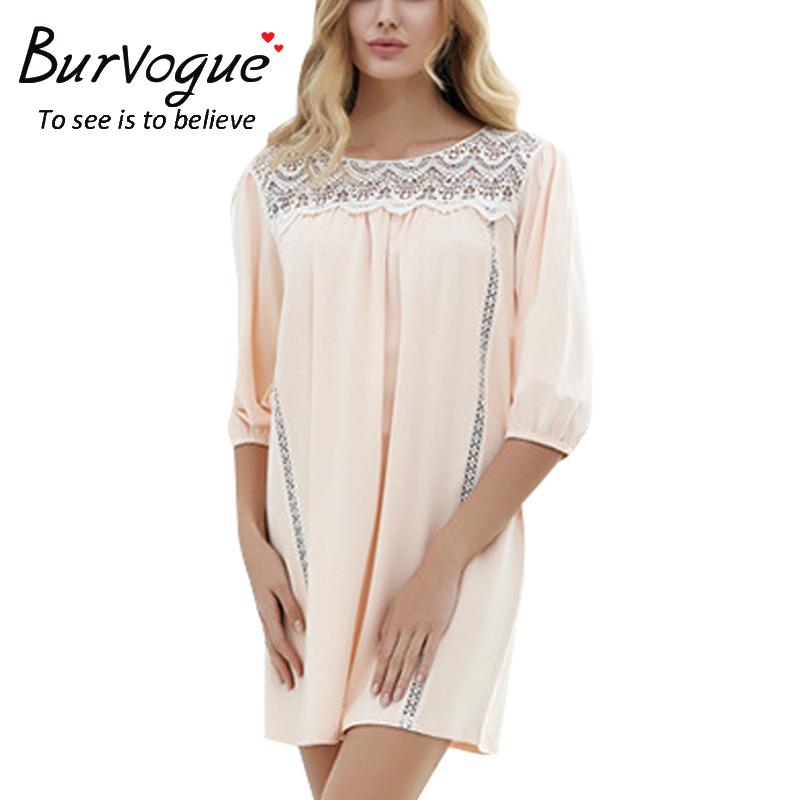 seven-sleeves-modal-nightdress-13405