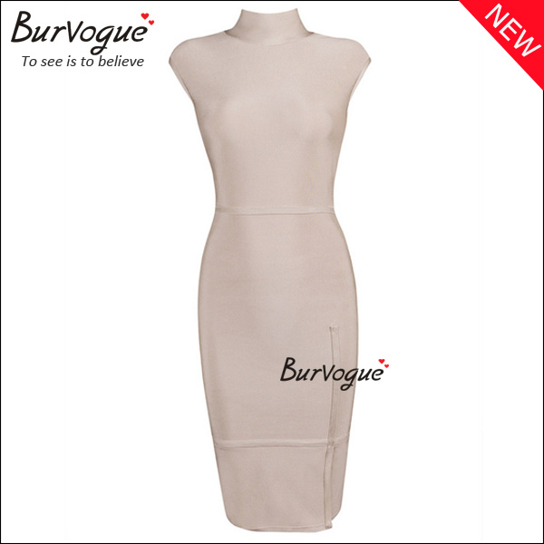 sexy-skin-backless-bodycon-dress-high-collar-party-dress-15654