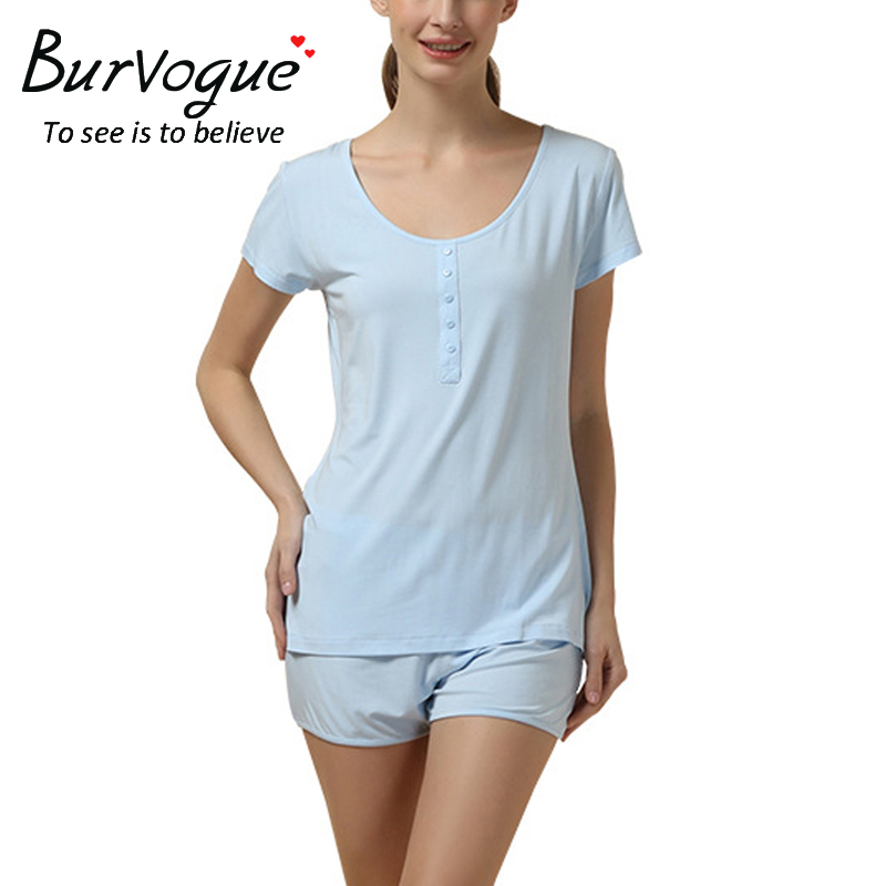 short-sleeve-round-neck-sleepwear-13573