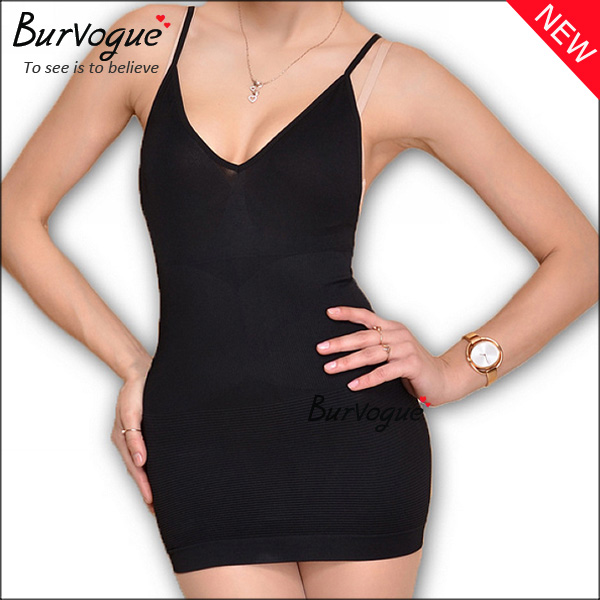 slimming-elastic-bodysuits-v-neck-body-shaper-for-women-16074