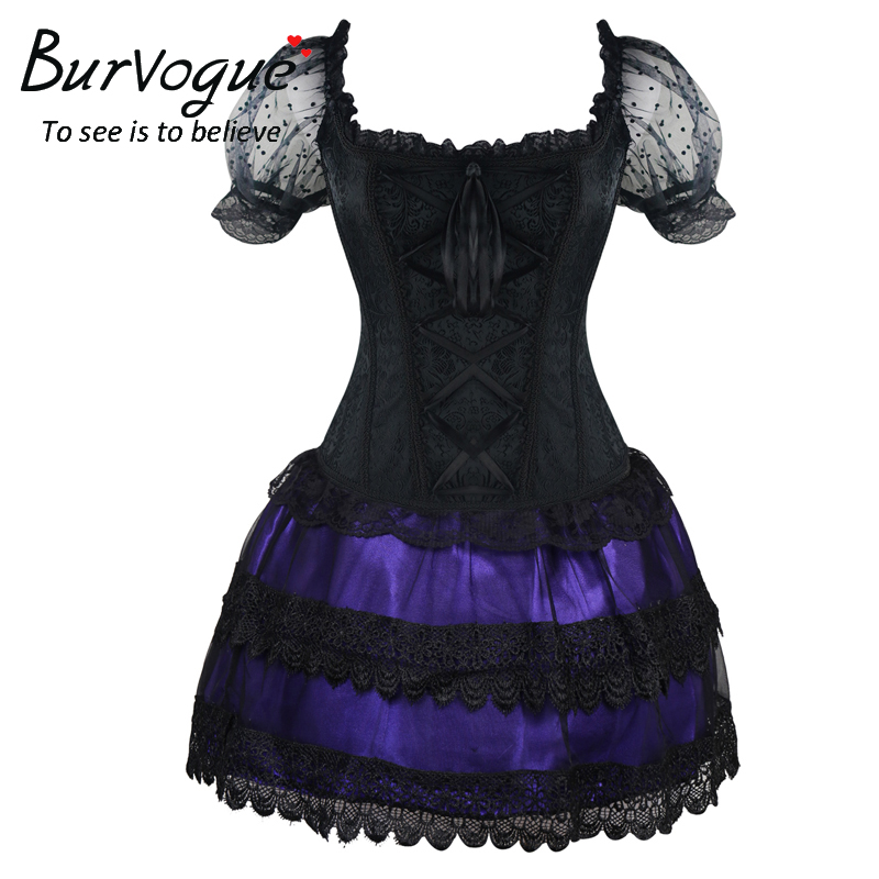 steampunk-corset-dress-skirts-sets-p-20053