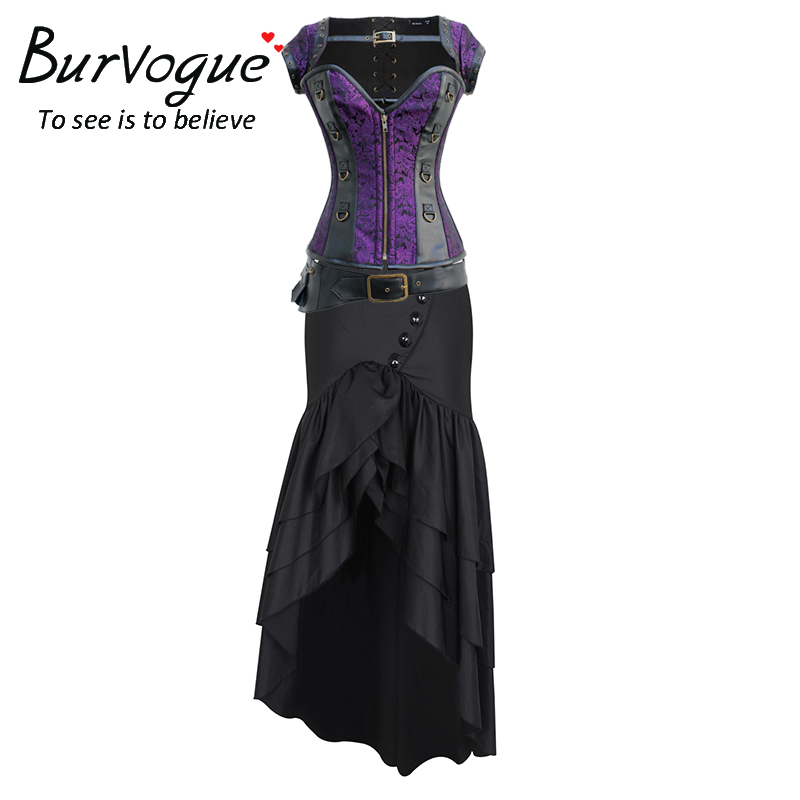 steampunk-overbust-corset-dress-costumes-p-20048