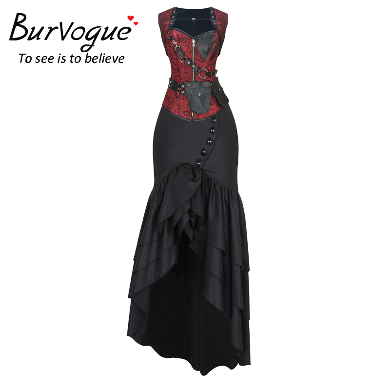 victorian-steampunk-corset-dress-skirts-sets-p-20049