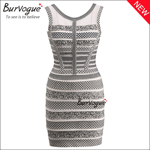 vintage-front-zipper-bodycon-dress-sleeveless-bandage-dress-15631